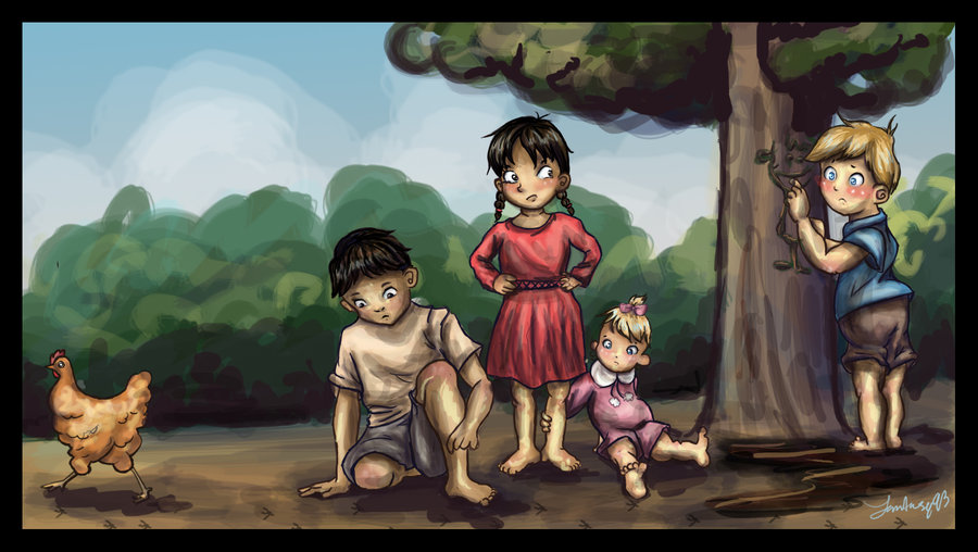Hunger_Games__Childhood_by_fantasy93